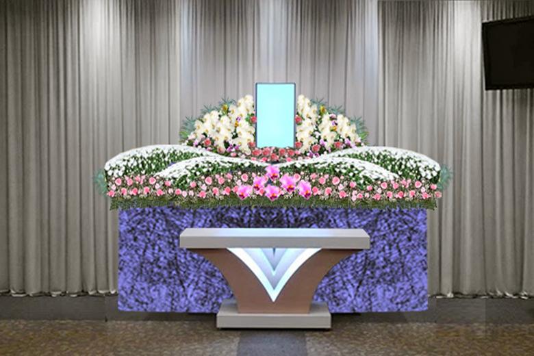 家族葬100プラン