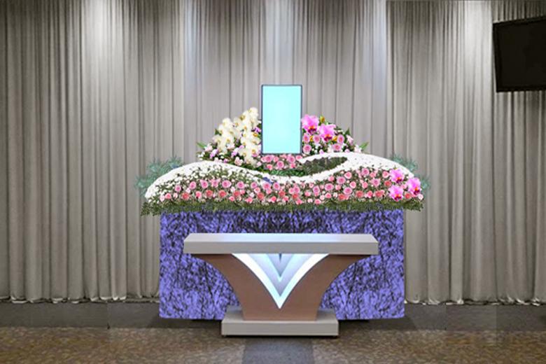 家族葬85プラン