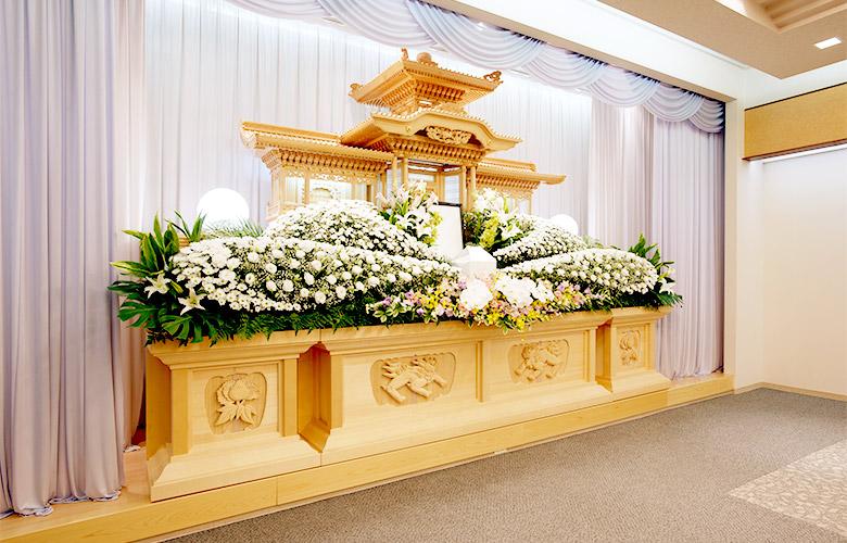 家族葬プランのポイント3