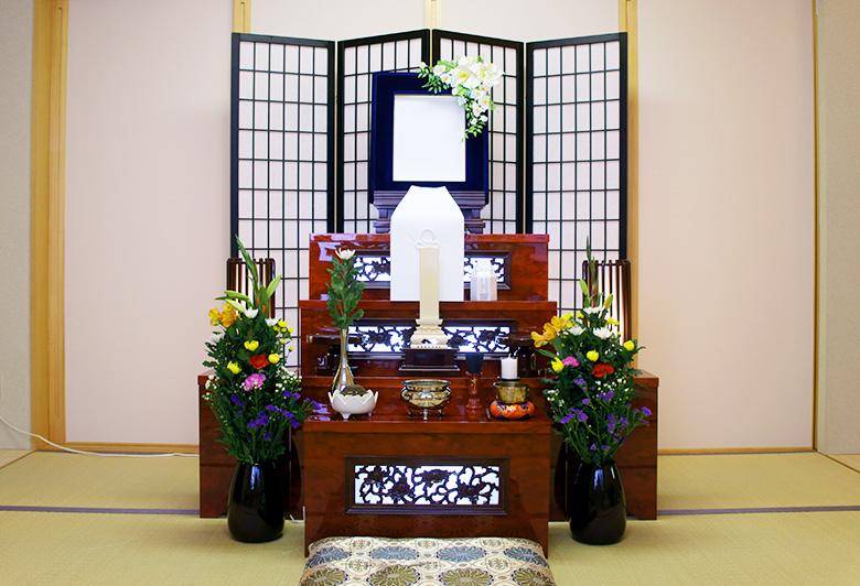 自宅・寺院葬プラン